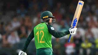 Quinton de Kock Named South Africa Men's Cricketer Of The Year, Laura Wolvaardt Holds Top Honors in Women Categories