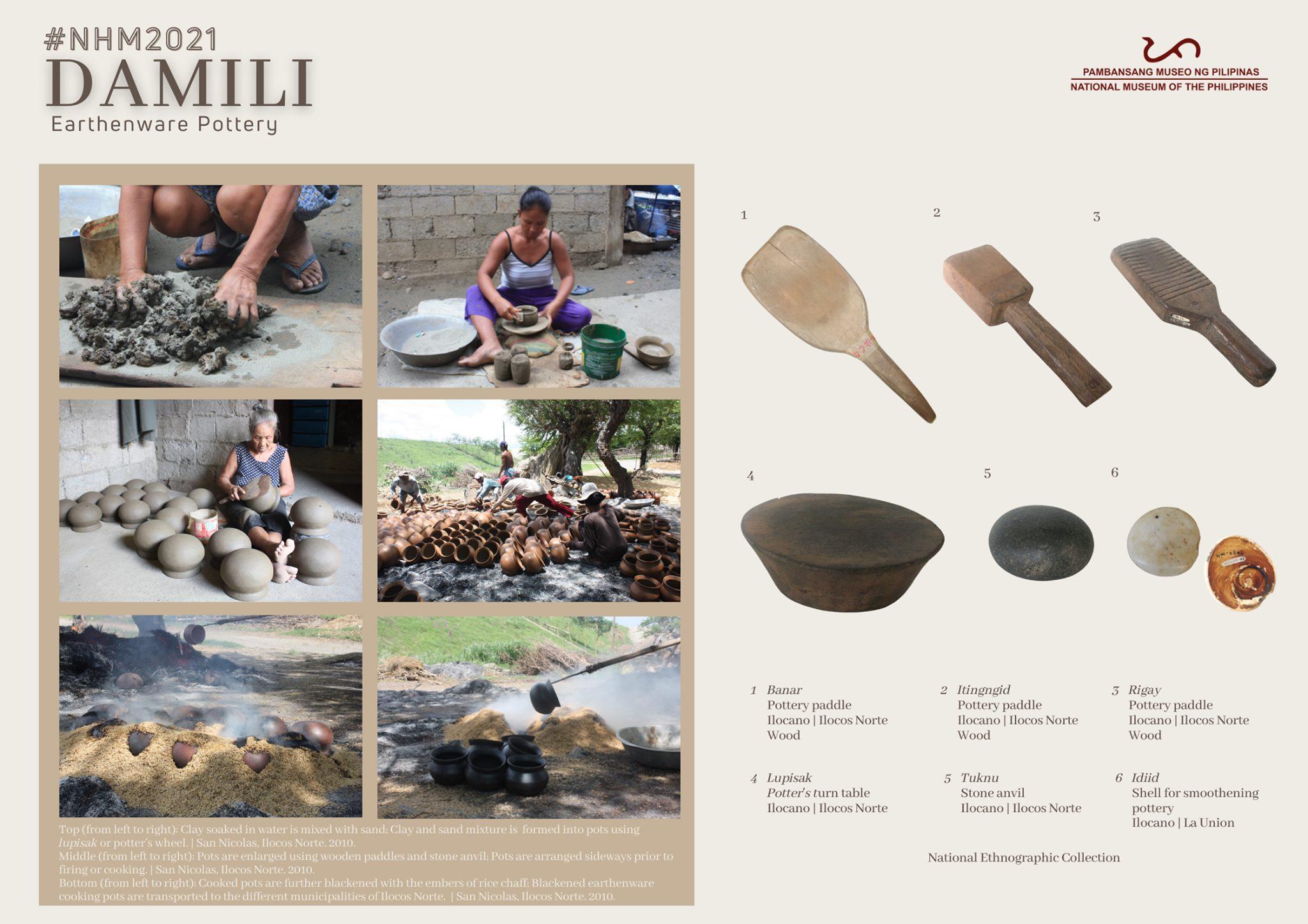 Damili Earthenware Pottery