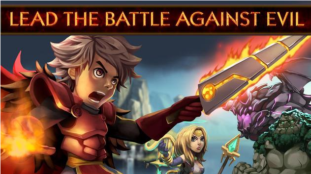 Raiders Quest RPG Mod and Unlimited Money APK