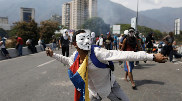 Venezuela: Replacing 1 socialist with another