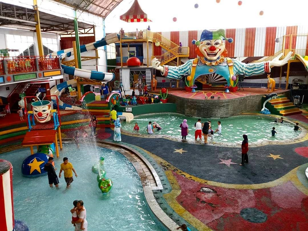 Review Sirkus Waterplay Bekasi