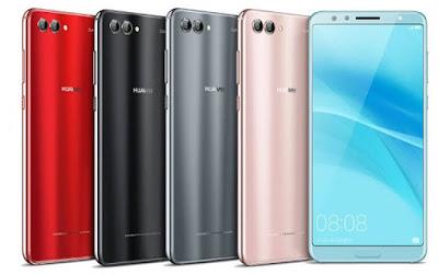 هواوي تكشف رسمياً عن هاتفها القادم Huawei nova 2s