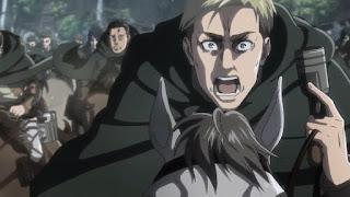 Hellominju.com : 進撃の巨人 アニメ 3期 53話 完全試合 Attack on Titan Season3 ep53 Perfect Game | Hello Anime !