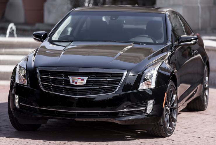The Phantom Gray 2018 Cadillac Ats Premium Performance Audi 2018