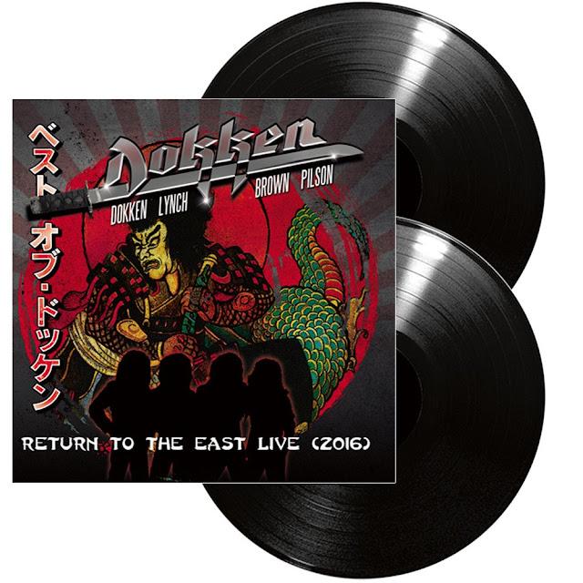 """Dokken - """"Return To The East Live (2016)"""""""