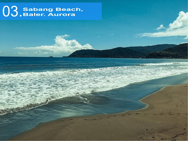 Sabang. Baler. Aurora (Birthplace of Philippine Surfing)