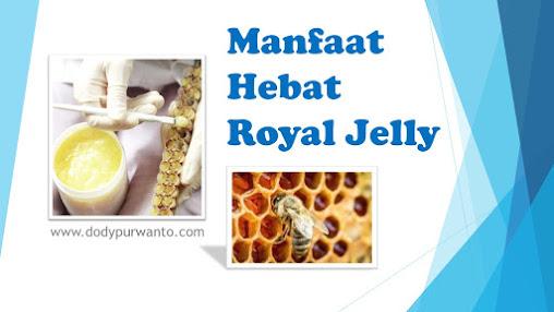 Manfaat Hebat Si Royal Jelly