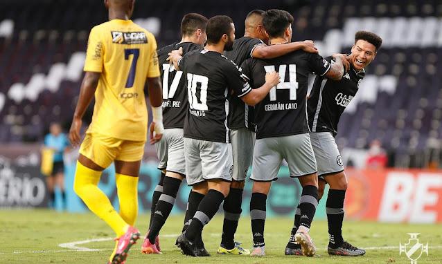 Vasco vence Madureira por 2 a 1 e está na final da Taça Rio