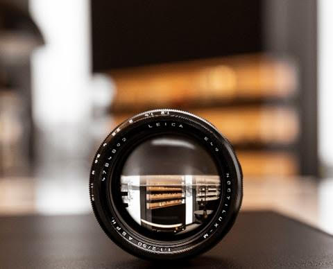 The Noctilux-M 50 f/1.2 ASPH becomes part of Leica's Classic Range