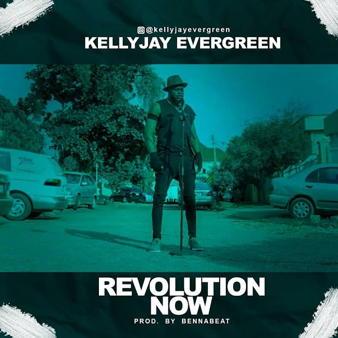 Video & Audio: Kelly Jay - Revolution