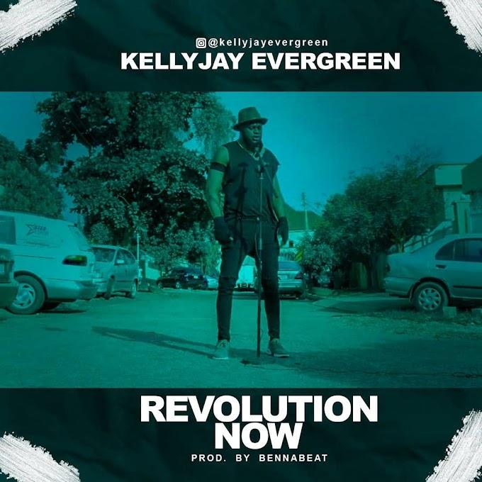 Video & Audio: Kelly Jay - Revolution
