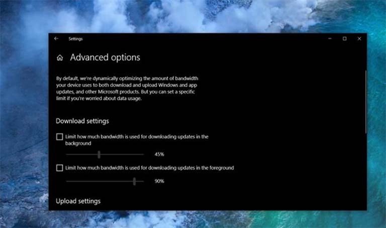 Kamu Akan Dapat Membatasi Kecepatan Unduhan Pembaruan Windows 10