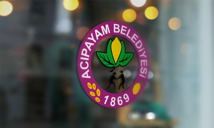 Denizli Acıpayam Belediyesi Vektörel Logosu