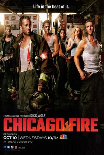 Chicago Fire Temporada 1 Completa HD 720p Latino Dual