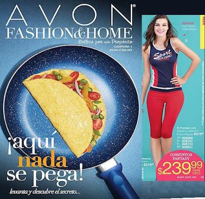 catalogo avon moda y casa c-4 2016