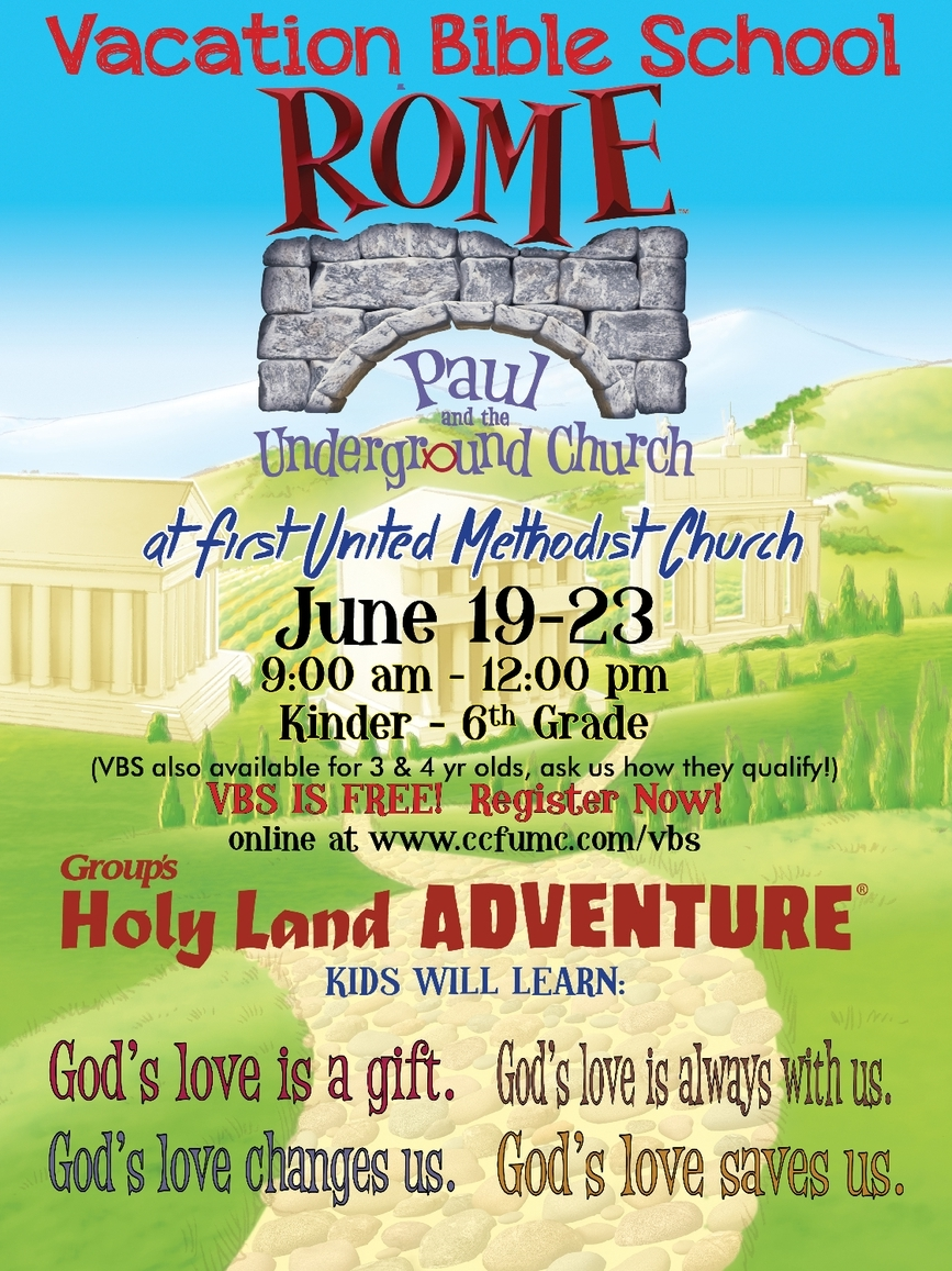 vacation bible corpus christi fun for kids
