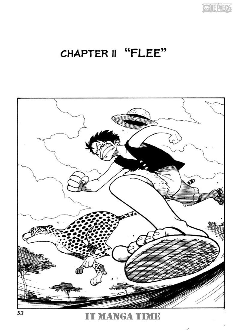 read one piece manga chapter 11 take flight