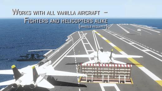 Arma3で航空機を牽引できるMOD