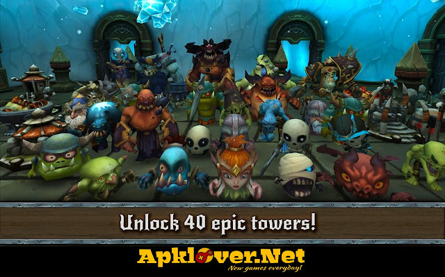 Beast Towers Premium MOD APK unlimited money