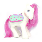 My Little Pony Pretty Puff Year Nine Secret Surprise Ponies G1 Pony