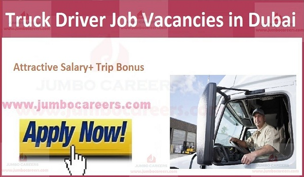 Dubai latest job and careers,