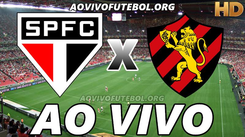 Assistir São Paulo vs Sport Ao Vivo HD