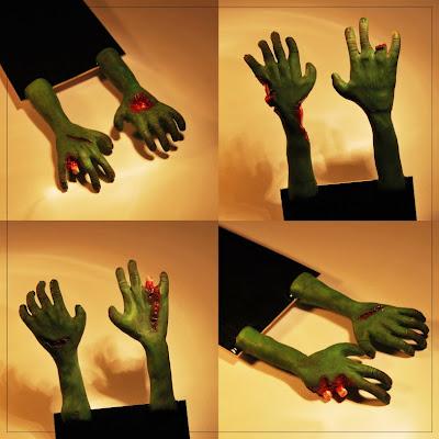 dettaglio dello Zombie-segnalibro