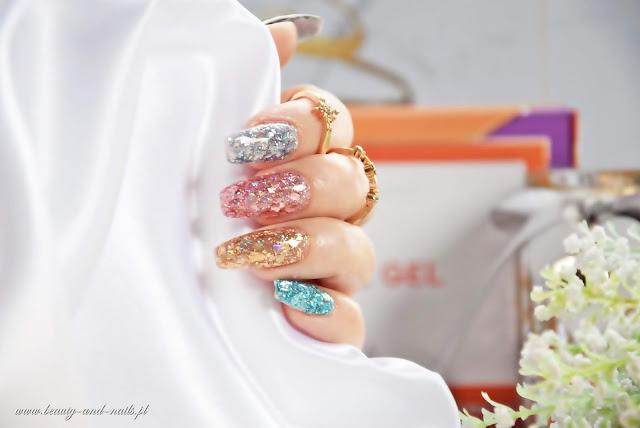 Glitter Gel Nail Kit
