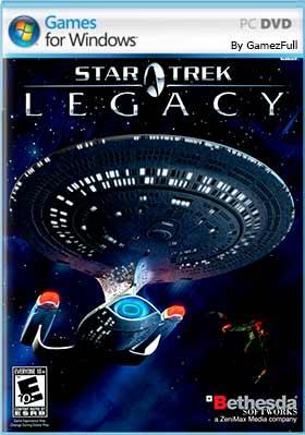 Star Trek Legacy PC Full