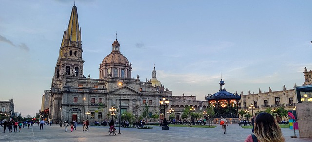 Mexico City – For Its Glorious History