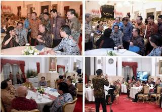 Amir Hamzah Sebut Jokowi Ngotot Pilkada Karena Desakan dari Para Taipan