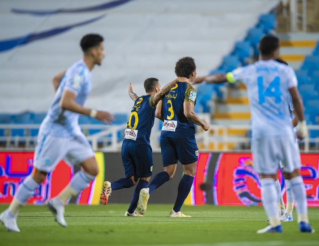 ملخص اهداف مباراة الفتح والتعاون (4-3) الدوري السعودي