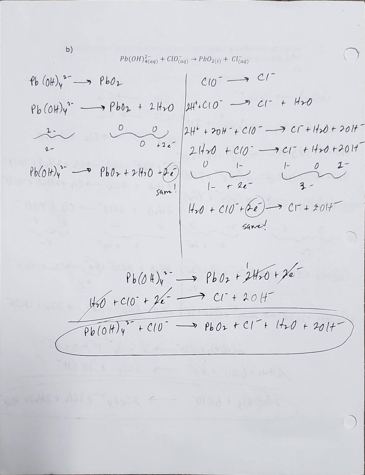 Mr Kasprick S Chemistry 30 Class Ec1 Investigate The