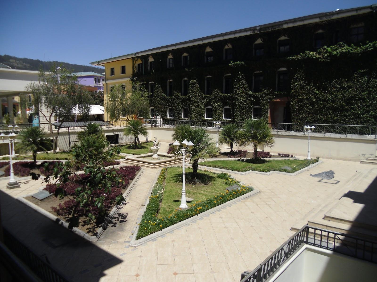 Mi vida en Quito: UNIVERSIDAD SAN FRANCISCO DE QUITO