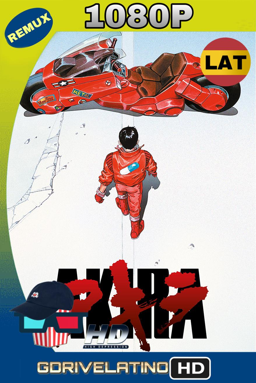 Akira (1988) REMUX 1080p (Latino-Castellano-Japonés) MKV