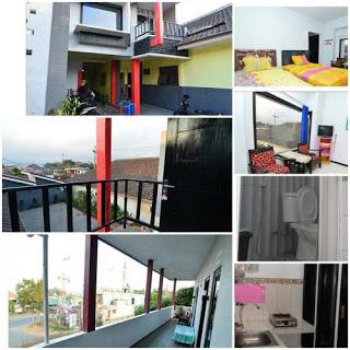 Villa Kamaran Murah Di Batu Lokasi Dekat Wisata