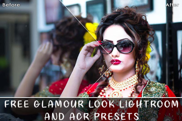Glamour Look Lightroom Presets