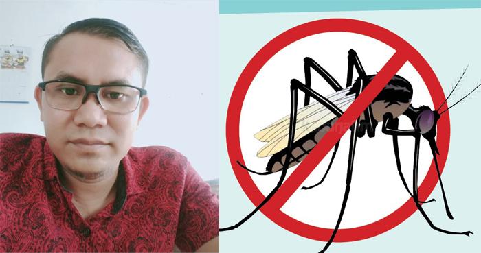 DBD Jadi Momok, Warga Kampung Gistang Harapkan Dinkes Waykanan Lakukan Fogging
