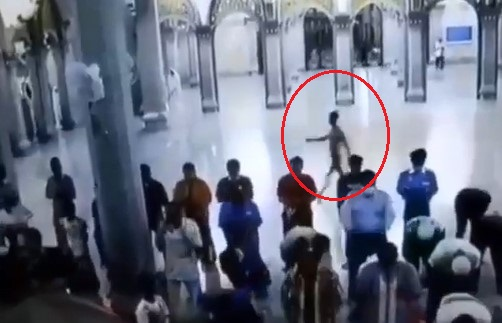 Penjaga Toko Serang Imam Masjid karena Ingin Mati Syahid dan Masuk Surga, Dinyatakan Gila