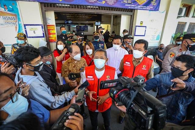 Dinkes Kota Bandung Gandeng GMBI Bantu Percepat Target Herd Immunity