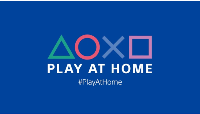 PlayStation's Play at Home to bring free in-game content and virtual currency   TechNeh