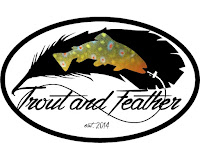 Trout and Feather Logo