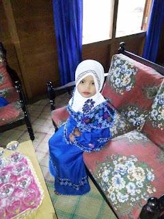 Gamis Anak untuk lebaran
