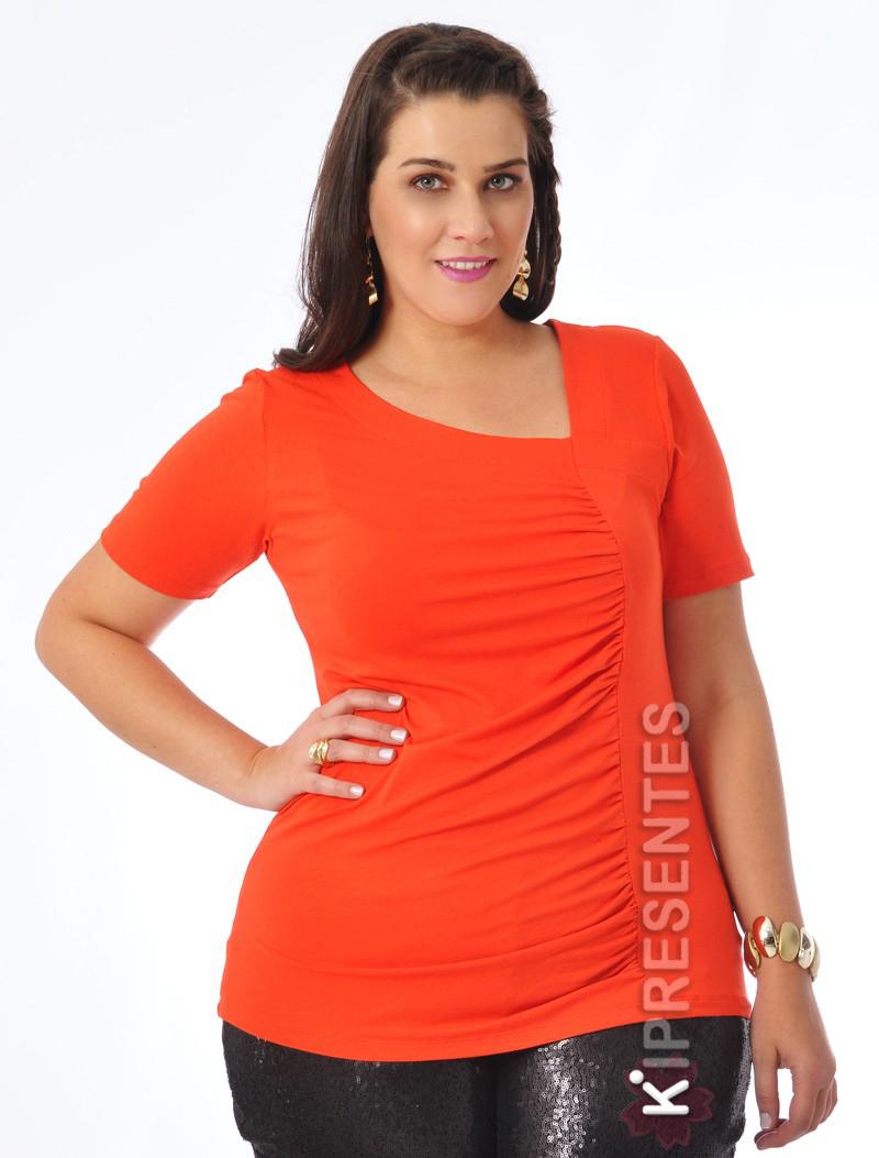 818bc3081b53 Loja Online de Roupa Feminina Plus Size, temos muitas novidades em peças e  blusas plus size básica, e blusas plus size com detalhes em renda, perolas,  ...