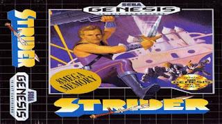 Strider game