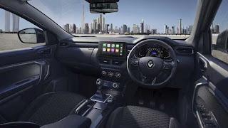 renault kiger interior quick Look