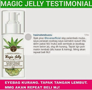 magic jelly by lovera testimoni
