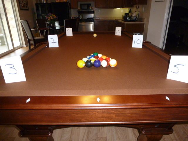 Build Your Own Bumper Pool Table Wood Carving Schools
