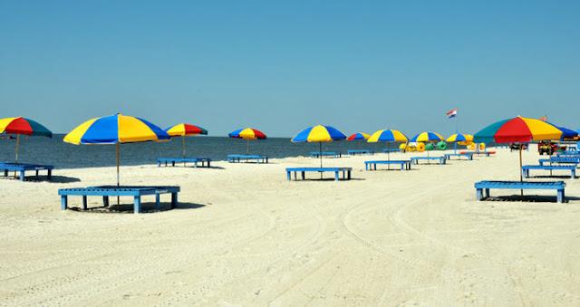 Las 6 mejores playas de Mississippi