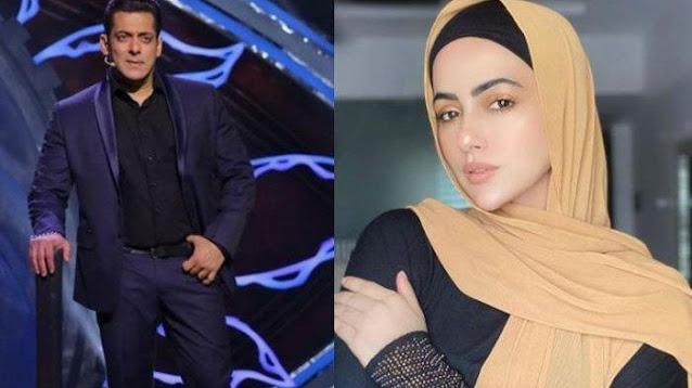 Hengkang dari Bollywood Demi Perdalam Islam, Aktris Sana Khan Dinikahi Ulama Besar India